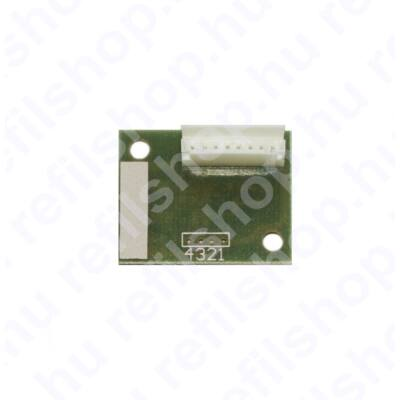 Minolta C350 Bk. chip (80K)